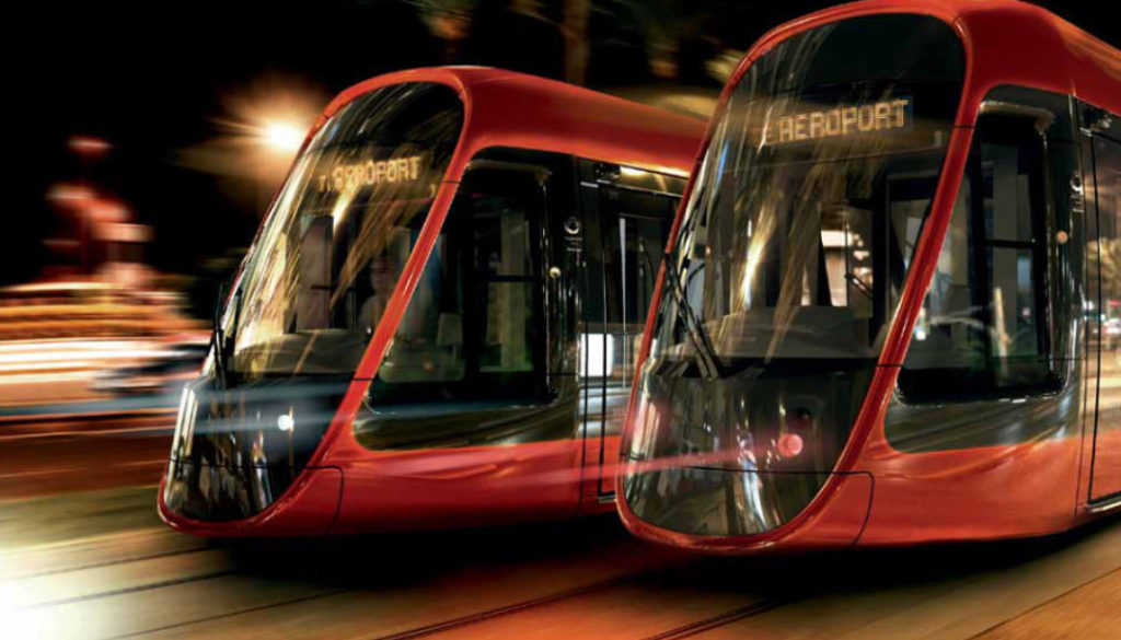 Vignette City Tram