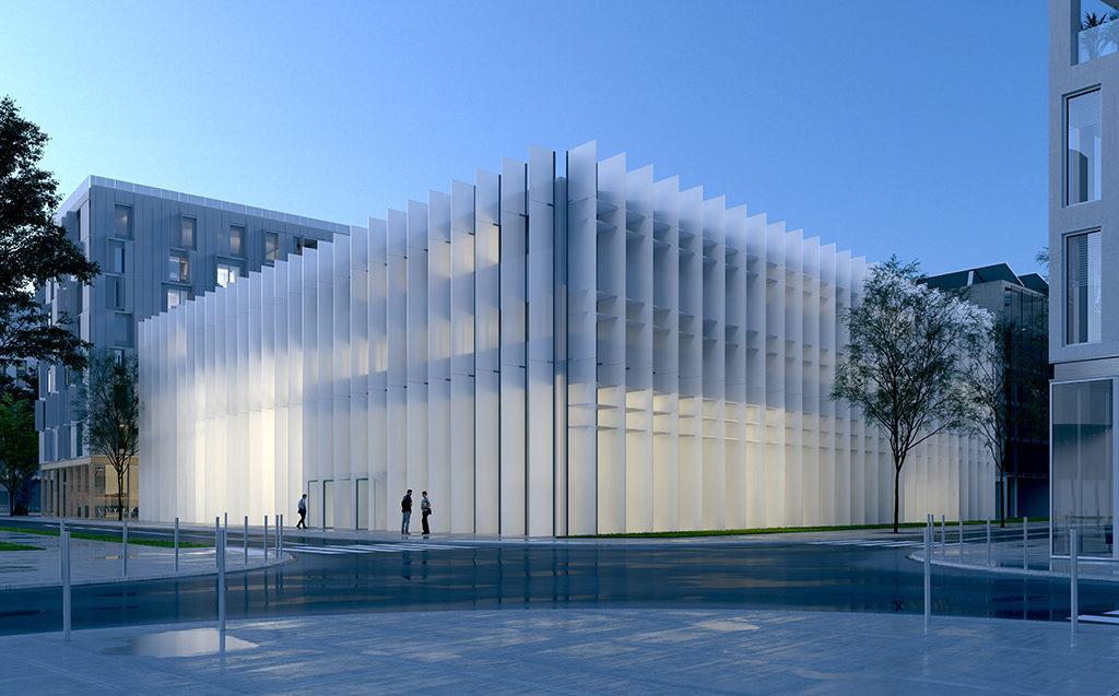 Discover IMREDD's future building