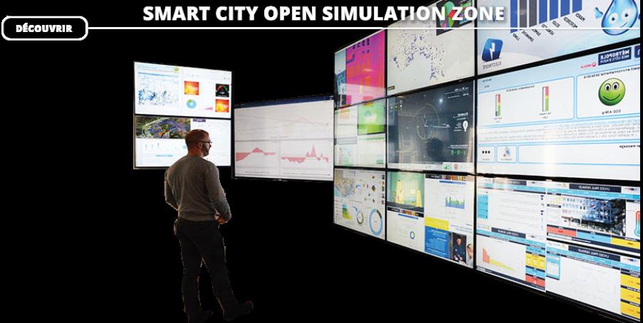 Smart City Open Simulation Zone