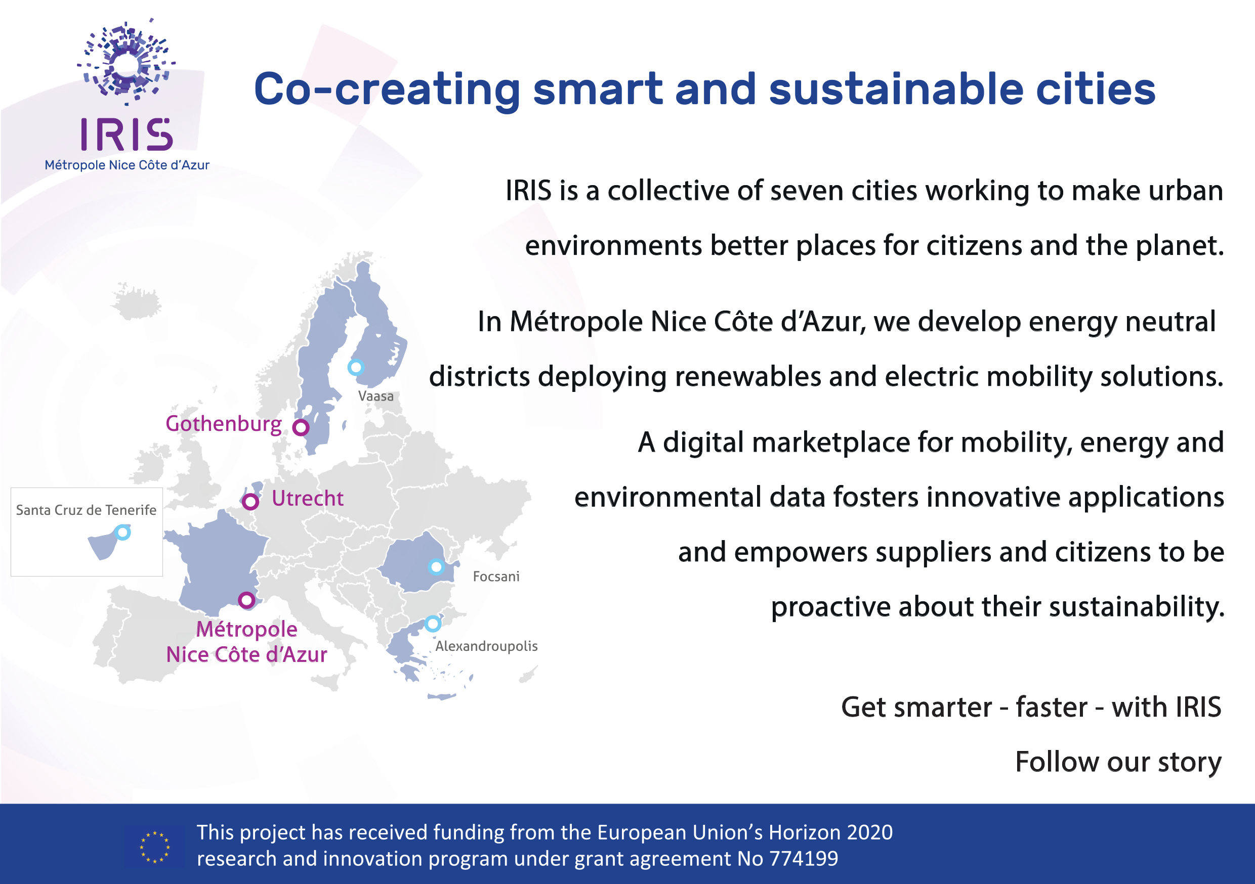 IRIS Smart Cities Nice Présentation