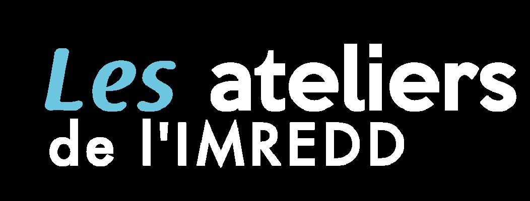 Logo Ateliers IMREDD Types Blanc