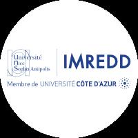 Logo Imredd Blanc