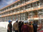 Chantier futur bâtiment de l'IMREDD