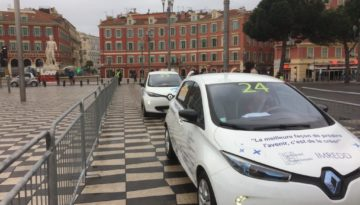 IMREDD au Riviera Electric Challenge
