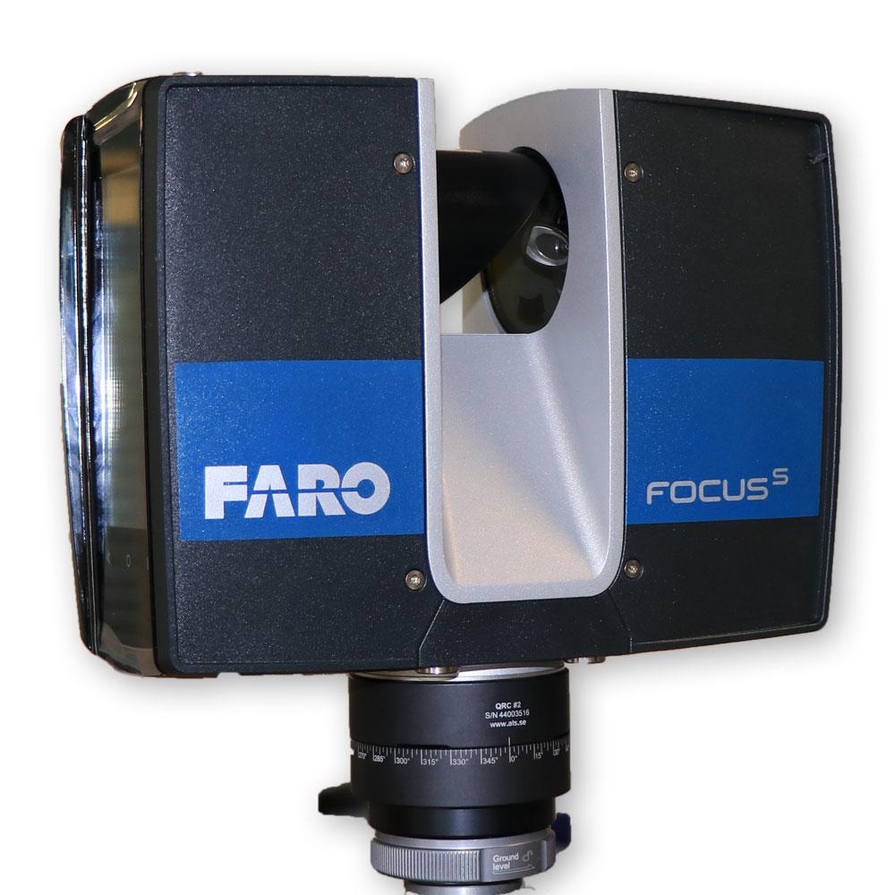 Faro Scanner Laser FocusS