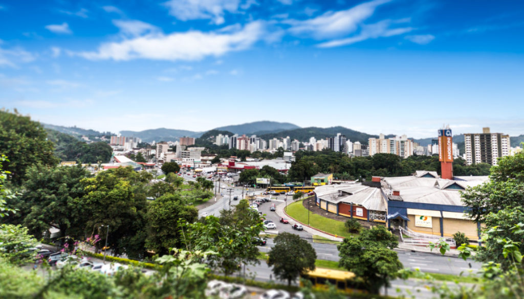 City Panoramic, Blumenau SC