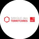 Logo Banque Des Territoires Bdt