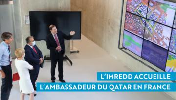 Accueil Ambassadeur Qatar Fr